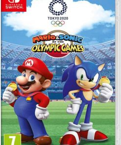 Mario & Sonic at Tokyo Olympic Games 2020
