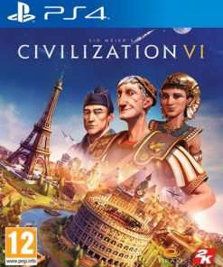 PS4 Civilization VI