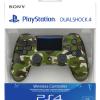 PS4 Sony Dualshock Controller V2 Green Camo