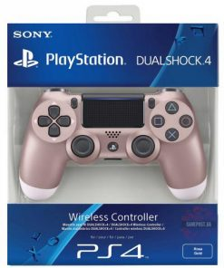 PS4 Sony Dualshock Controller V2 Rose Gold