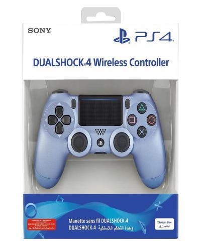 PS4 Sony Dualshock Controller V2 Titanium Blue