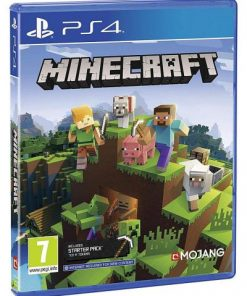 PS4 Minecraft Bedrock Edition