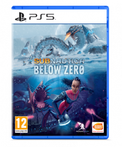 PS5 Subnautica Below Zero