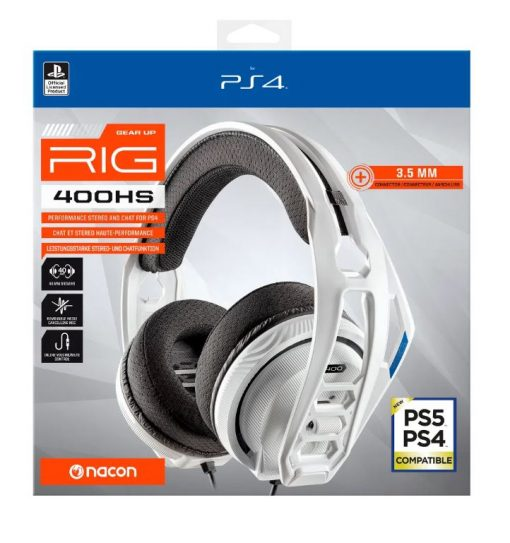 RIG 400 HS PS5 PS4 Headset
