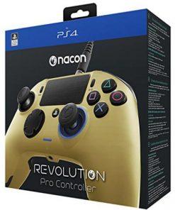 PS4 Nacon Revolution Controller Pro Gold