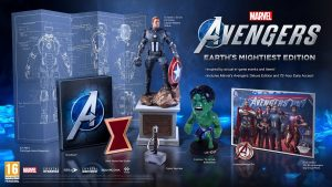 PS4 marvel-avengers-collectors-edition