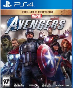 PS4 marvel-avengers-deluxe-edition