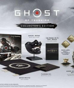 PS4 Ghost of Tsushima Collectors Edt