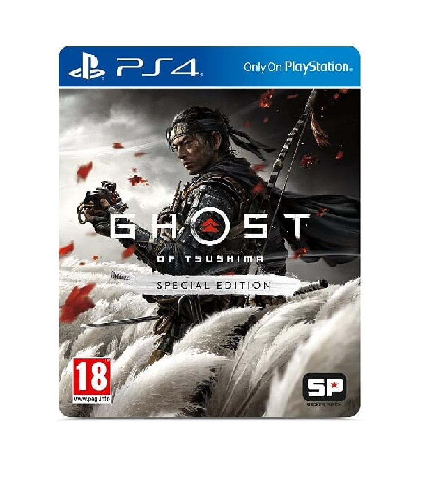 PS4-Ghost-of-Tsushima-Special-Edition