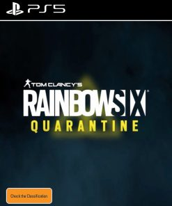 PS5 Tom Clancy's Rainbow Six Quarantine
