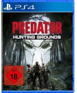 PS4 Predator Hunting Grounds