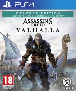 PS4 Assassin's Creed Valhalla Drakkar Edition