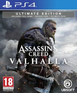 PS4 Assassin's Creed Valhalla Ultimate Edition