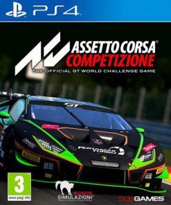 PS4 Assetto Corsa Competizione