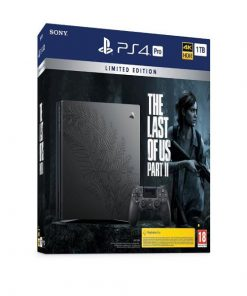 the last of us part 2 konzola front ps4