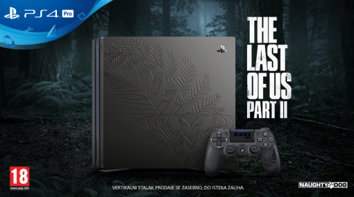 the last of us part 2 konzola ps4