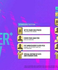 FIFA 21 Pre order
