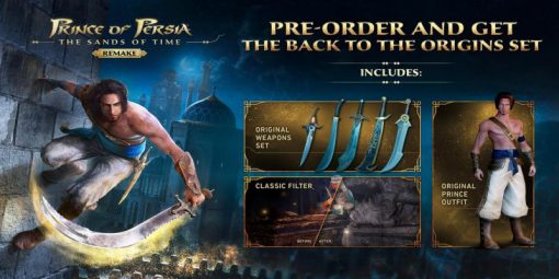 Prince Of Persia PREORDER