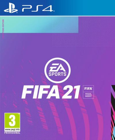 PS4 FIFA 21 Champion Edition