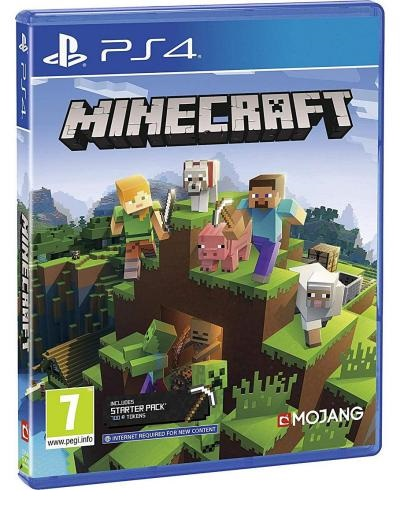 PS4-minecraft-bedrock-edition