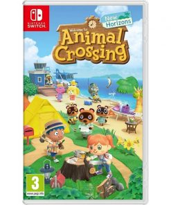 Nintendo Switch-animal-crossing-new-horizons