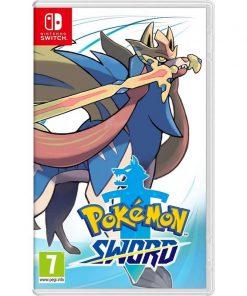Nintendo Switch-pokemon-sword
