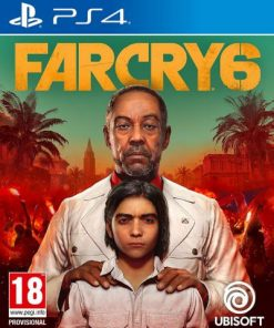 PS4 Far Cry 6