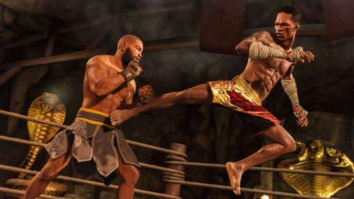 PS4 UFC 4 igra