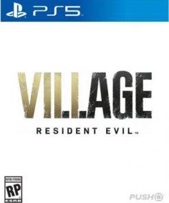 PS5 Resident Evil Village