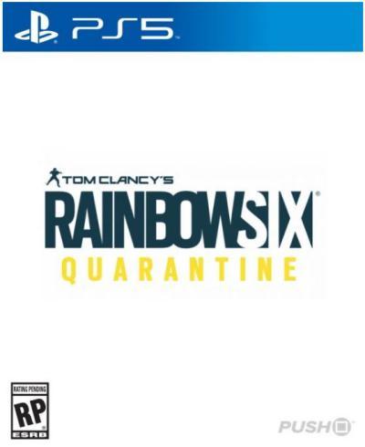 PS5 Tom Clancy's Rainbow Six Quarantine