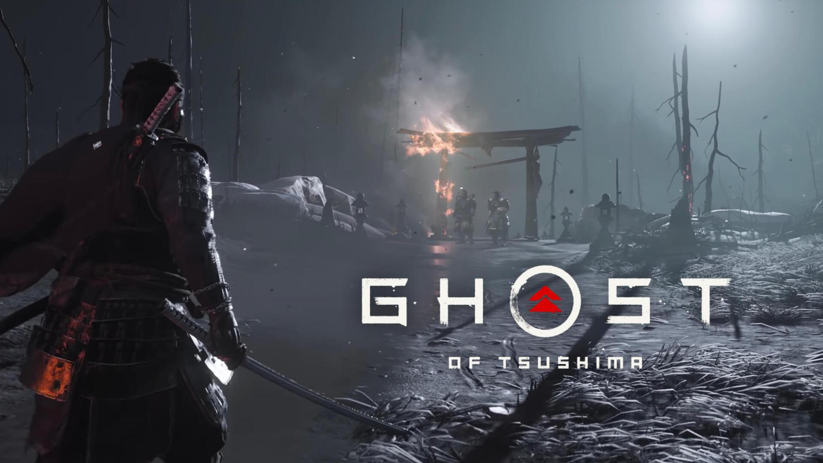ghost-of-tsushima ps4