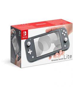 Nintendo Switch Lite igraća konzola Grey