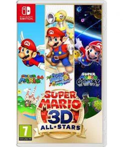 Nintendo Switch-super-mario-3d-all-stars