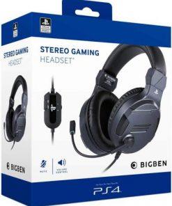 PS4 Gaming Slušalice BigBen Titanium