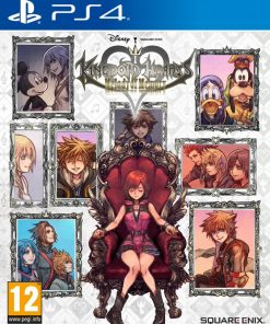 PS4 Kingdom Hearts Melody of Memory