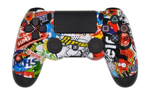 PS4 Silikonska zaštita za kontroler