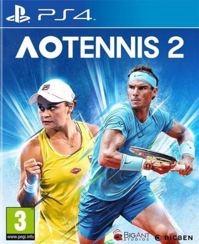 PS4 AO Tennis 2