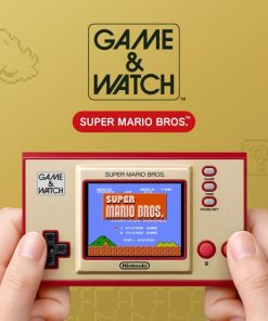 Game-Watch-Super Mario Bros