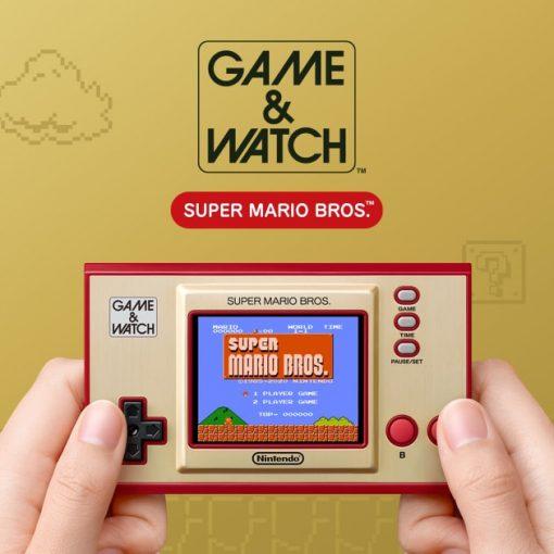 Game-Watch-Super Mario Bros