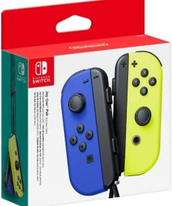 Nintendo Switch Joy Con Controller BlueNeon Yellow ( Plavo-Zuti)