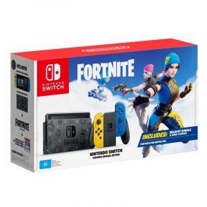 Nintendo Switch Konzola Fortnite