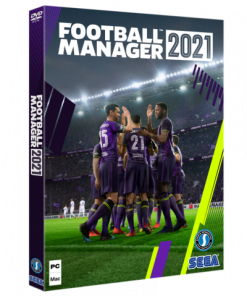 PC Football Manager 2021