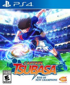 PS4 Captain Tsubasa Rise of New Champions