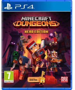 PS4 Minecraft: Dungeons Hero Edition