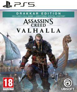 PS5 Assassins Creed-Valhalla
