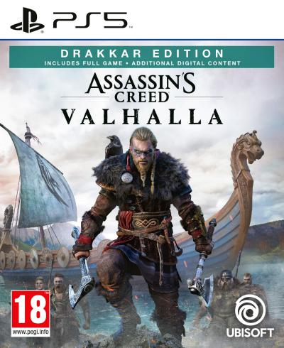 PS5 Assassins Creed-Valhalla