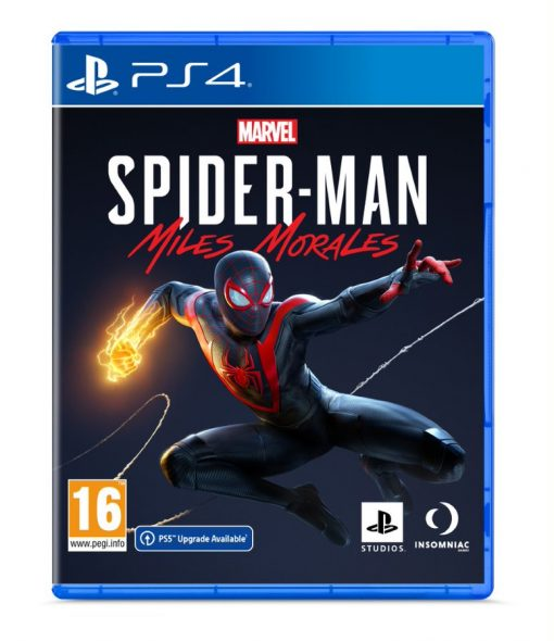 PS4 Marvel's Spider-Man Miles Morales