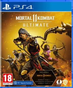 PS4 Mortal Kombat 11 Ultimate Edition