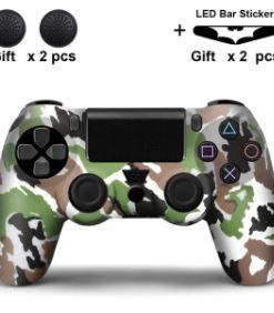 PS4 Silikonska zaštita Camo Svijetla