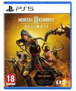PS5 Mortal Kombat 11 Ultimate